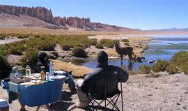 Salar de Tara Atacama Desert