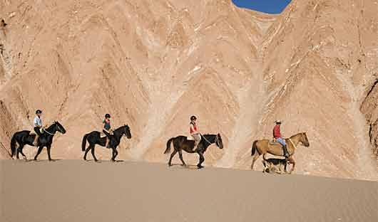 Tierra Atacama Horseriding