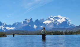 Tierra Patagoina fly fishing