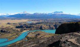 Tierra Patagonia Paso de Ag