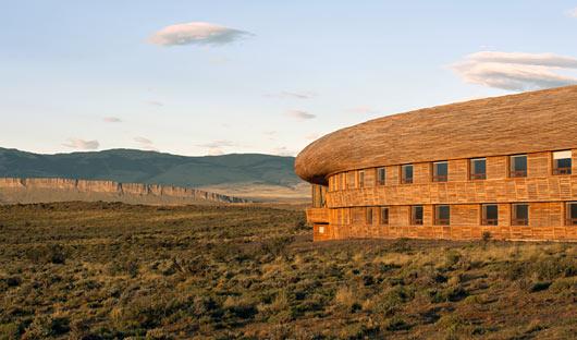 Tierra Patagonia exterior side