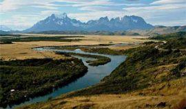Torres del Paine Tierra Patagonia