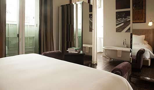 Aposento Bedroom Hotel B, Lima, Peru