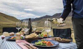 Awasi Patagonia lunch