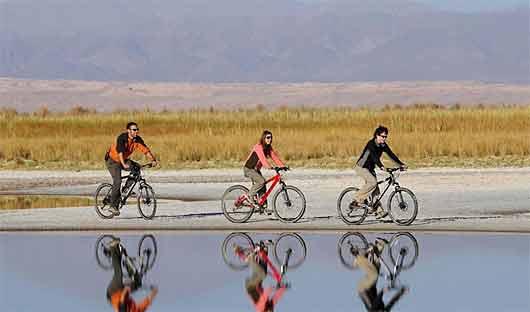 Explora Atacama Biking