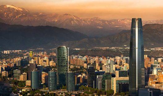 Gran Torre Santiago Chile