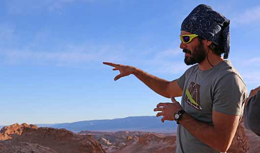 Guide Explora Atacama