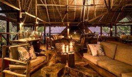 Inkaterra Hacienda Concepcion Lounge, Amazon Peru