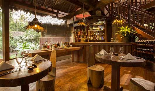 Inkaterra Reserva Amazonica Bar