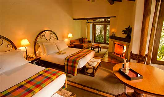 Jr Suite deluxe Inkaterra Machu Picchu Pueblo Hotel, Peru