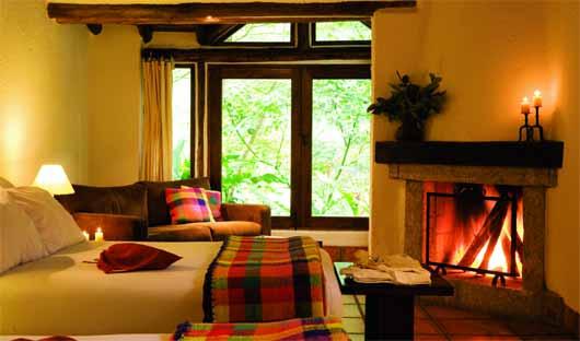 Junior-Suite Inkaterra Machu Picchu Pueblo Hotel, Peru