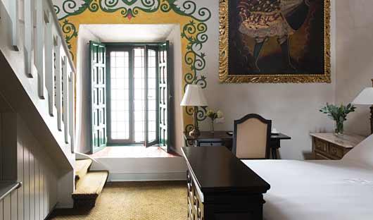 Junior Suite Belmond Hotel Monesterio, Cusco, Peru