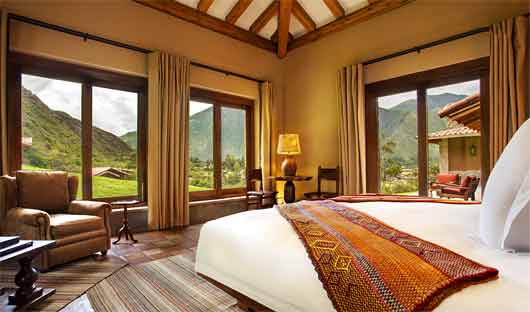Inkaterra Hacienda Urubamba Junior-Suite