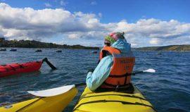 Kayaking Chiloe