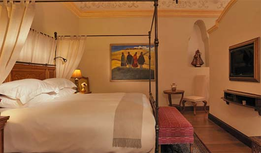 One Bedroom Suite, Belmond Palacio Nazarenas, Cusco