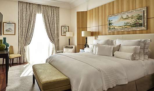 Penthouse suite, Belmond Copacabana Palace, Rio De Janiero