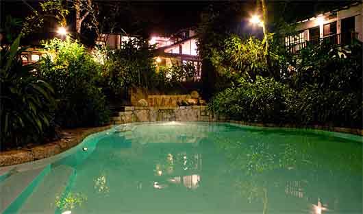 Pool, Inkaterra Machu Picchu Pueblo Hotel