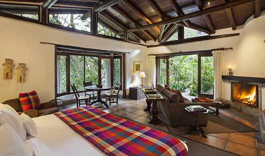 Suite Inkaterra Machu Picchu Pueblo Hotel, Peru Accommodation