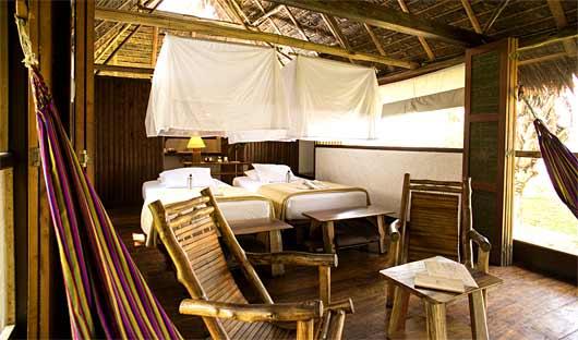 Inkaterra Reserva Amazonica Superior Room