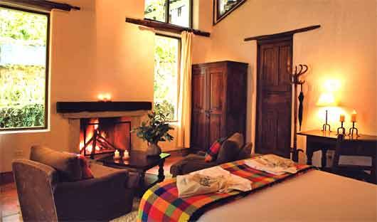 Superior deluxe Inkaterra Mahcu Picchu Pueblo Hotel