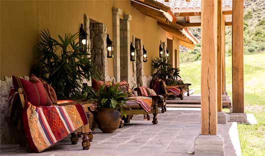 Terraces Inkaterra Hacienda Urubamba