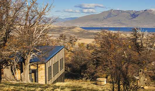 Awasi Patagonia Villa and hot-tub