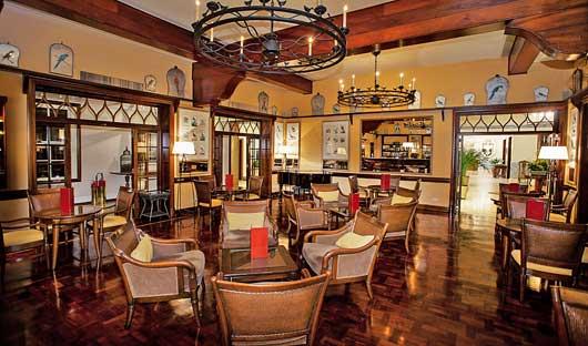 Bar Taroba, Belmond Hotel Das Cataratas, Iguassu Falls