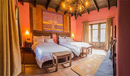 Bedroom Premium Casita, Sol y Luna