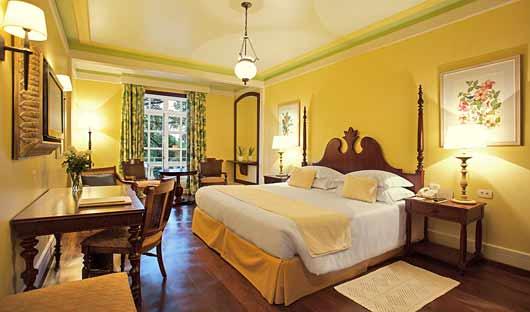 Deluxe Room, Belmond Hotel Das Cataratas, Iguassu Falls