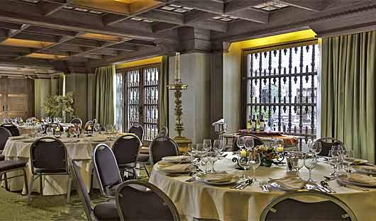 Dining Palacio del Inka, Cusco