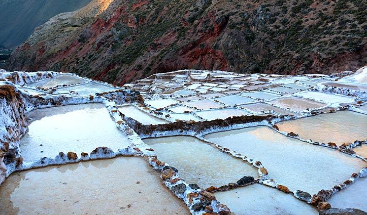 Maras Salt Ponds, Peru