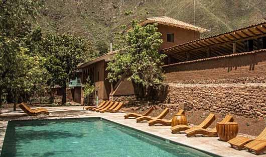 Pool explora Sacred Valley, Peru