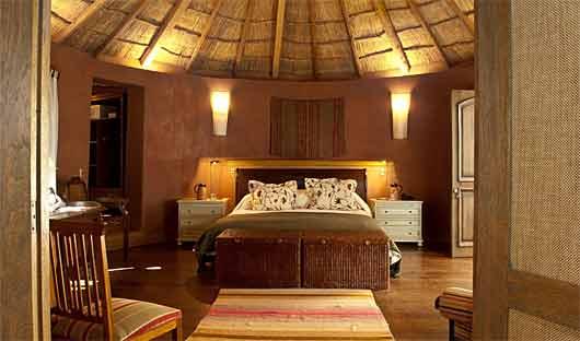 Superior Round Suite, Awasi Atacama, Chile