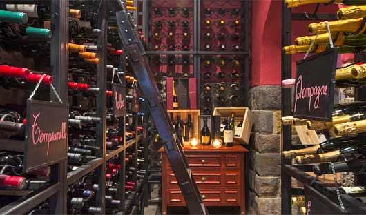 cellar Palacio Del Inka Cusco