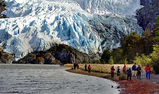 Excursion Australis, Patagonia Cruise