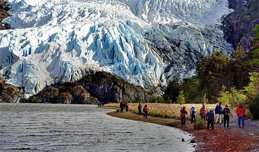 Excursion Australis, Patagonia Cruise