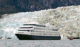 Stella Australis Patagonia Cruising