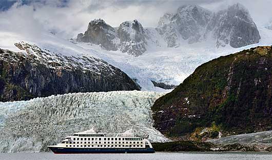 Stella Australis Cruise Ship