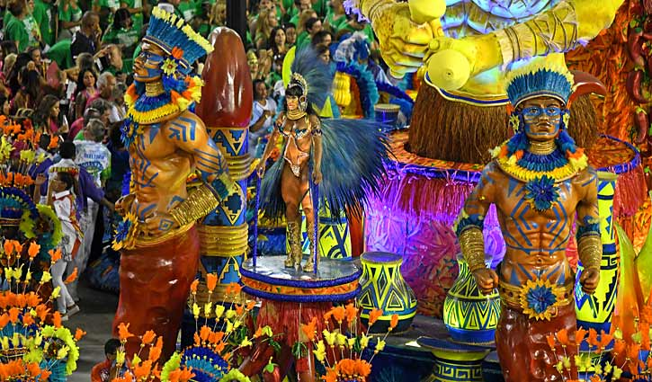 Car Games Online >> Visit Rio Carnival, Brazil | South America Travel Centre