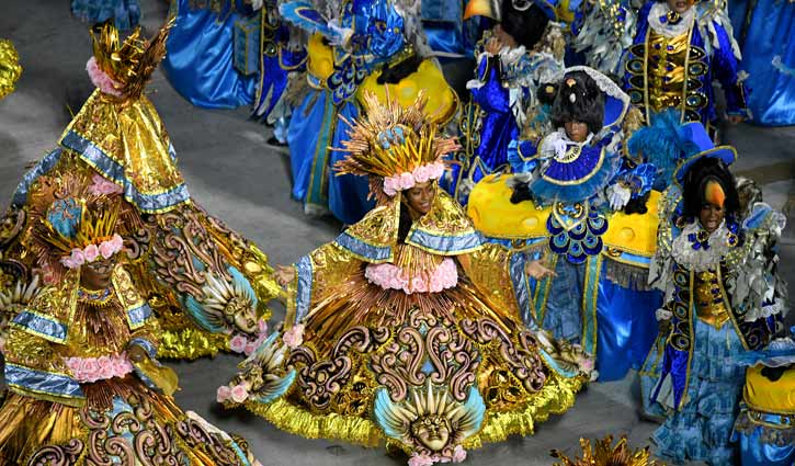 Visit Rio Carnival, Brazil | South America Travel Centre
