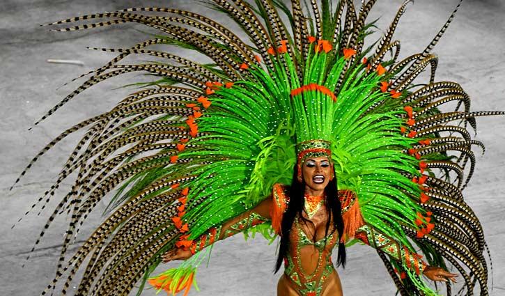Samba Rio Carnival 2018
