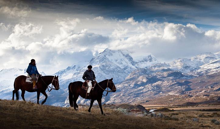 Estancia Cristina horse riding
