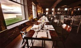 Singular Patagonia Dining