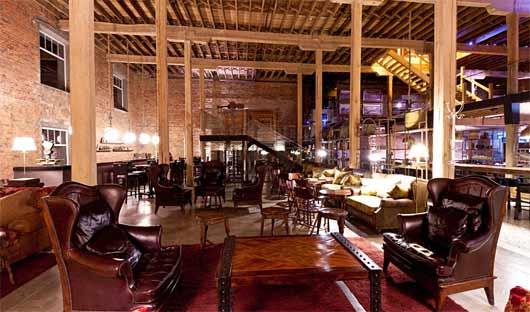 Singular Patagonia Lounge