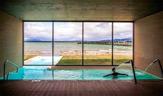 Singular Patagonia pool