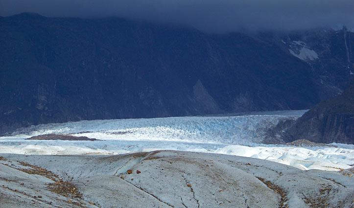 Exploradores Glacier Chile