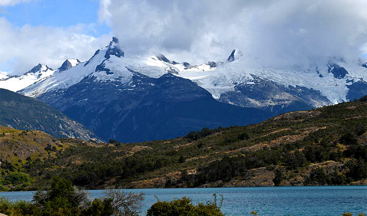 Andes Mountains, Aisen Region