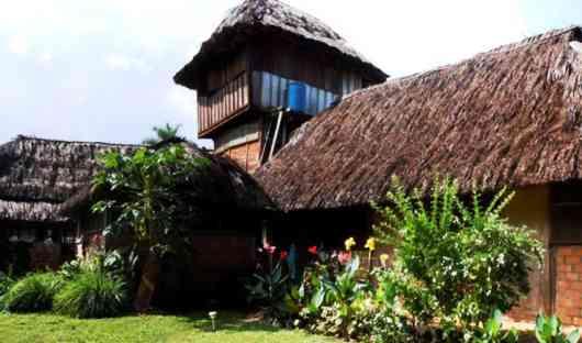 Caiman House, Yupukari