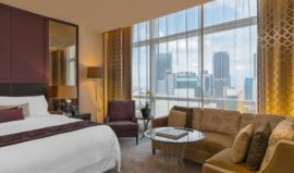 St Regis Mexico City room picture