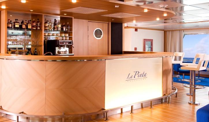 MY La Pinta bar